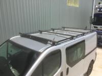 Vauxhall vivaro lwb roof rack
