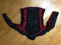 Frank Thomas motorcycle jacket, szM