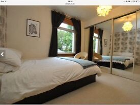 Lovely two bedroom flat in Knightswood to let