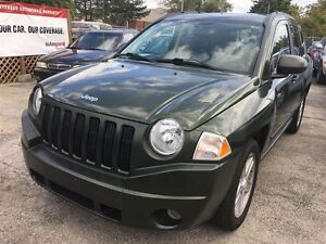 2009 Jeep Compass LOW LOW MILEAGE