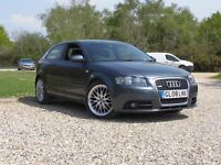 Audi A3 1.8T S-line 2008
