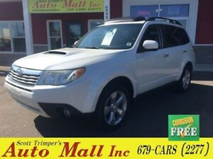 2010 Subaru Forester XT Limited/Turbo/Leather