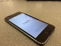 Apple iPhone 5 - 16GB - Black & Slate (Unlocked) iOS Smartphone Grade B (Fully Working)