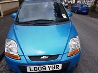 CHEVROLET MATIZ 0.8, VERY LOW MILEAGE WITH FUL SERVICE HISTORY