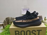 Adidas Yeezy copper Boost 350 V2 Real Boost Core Limited 3~12