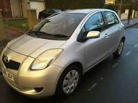 Toyota yaris hatchback excellent condition only 2699
