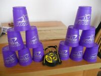 KIDS TOY: STACKING CUPS - ALL FOR £8