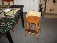 Bespoke Handmade Child's Chair