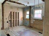 Plasterer, Tiler & Decorator for house renovation in Northampton