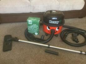 Henry vacuum HVR 200 Twin Speed