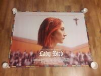Lady Bird (2018) Movie Poster