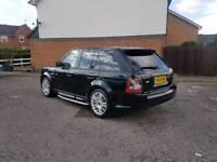 2010 Range Rover Sport 3.6 Facelift