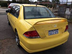 2005 Mitsubishi Lancer ES CH Auto Sports Sedan $4490 Bedford Bayswater Area Preview