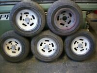 5 cobra mini wheels