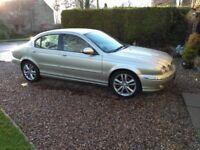 Jaguar X Type 2007 4Dr Saloon 2.2D Sovereign Gold