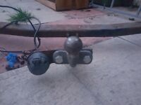 Ford Focus tow bar