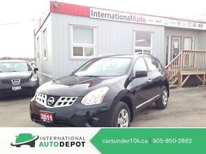 2011 Nissan Rogue S AWD / BLUETOOTH / PWR GRP