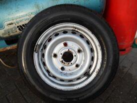 Ford Transit Custom 15inch Alloy Wheel