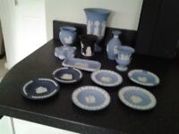 Wedgewood collection 13 items