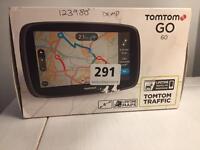 Tom Tom GO 60 sat nav