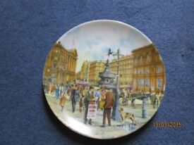 Decorative Plates for sale, will make ideal Christmas present