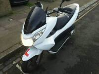 Honda pcx auto drive moped motorcycle scooter only 1199 no offers