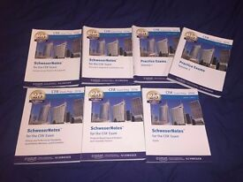 CFA Level 2 Schweser Books + Practice Exams 2016 - London (Can ship worldwide)
