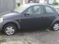 ford ka spares and repairs