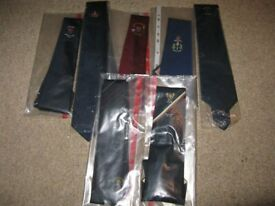 Rugby Union Commemorative Ties x 7