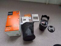 Sony Zeiss Vario-Tessar T 24-70mm F/4 ZA FE OSS Lens
