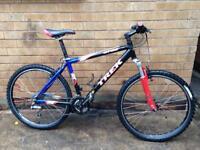 Men's Hardtail 27 Speed Trek Mountain Bike in Good Working order
