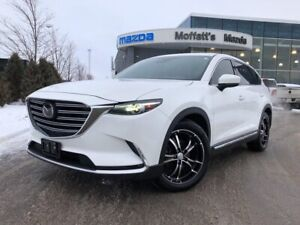 2016 Mazda CX-9 GT GT AWD LEATHER, SUNROOF, POWER LIFTGATE, B...