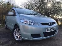 Mazda 5 7 Seater Low Mileage Long Mot Starts And Drives Great Cheap 7 Seater !!!