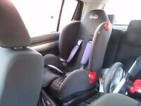 2 x car seats for sale, both are exactly the same.