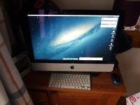"Apple iMac 21.5"" 2012 2.7 GHz Quad Core i5 8GB RAM"
