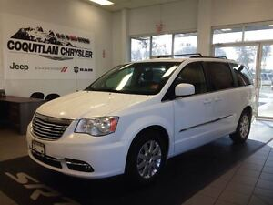 2015 Chrysler Town & Country Touring Leather Loaded MyGig Power