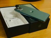 iPhone 11 Pro Max (256GB - Unlocked) midnight green