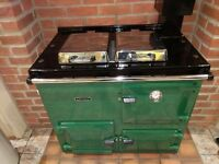 Rayburn Nouvelle gas range
