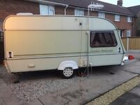 ABI Jubiliee Rallyman 2 Berth Year 1991/1992 In Mint Condition.