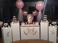 Events Decor Engagement Party