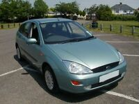 2000 Ford Focus 1.8 Lx ** 12 Months MOT No Advisories **