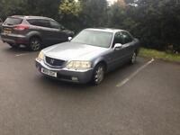 Honda legend tree .3.5 petrol automatic