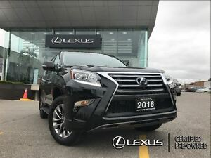 2016 Lexus GX 460 Executive Pkg AWD Navi Back up Cam Leather Sun