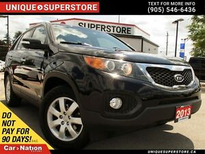 2013 Kia Sorento LX | AWD | HEATED SEATS | $134.86 BI-WEEKLY |