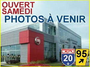 2015 Fiat 500C Lounge  * BLUETOOTH * CUIR * BANC CHAUFFANTS *