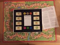 Hare and Tortoise (Board Game)