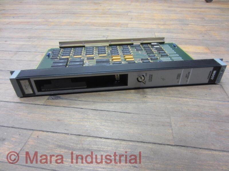 Gould M907-100 M907 Memory Module M907100 W/ Key Rev A