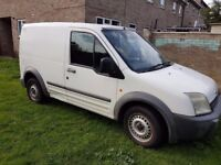 2003 Ford transit connect not bad condition for age MOT end of Feb 18