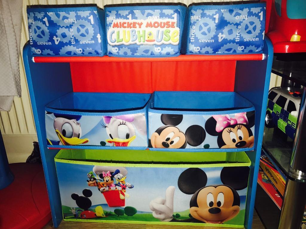 mickey mouse storage, bike & carpet | in cricklewood, london | gumtree