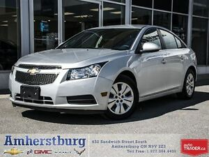 2012 Chevrolet Cruze - REMOTE START, CRUISE CONTROL, CD PLAYER!